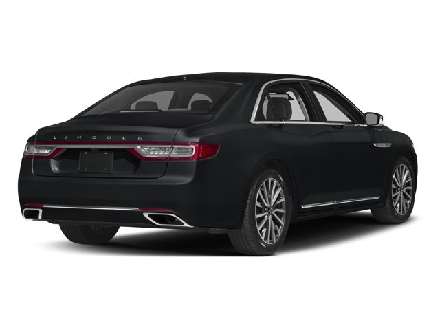 Used Lincoln 2017 Continental Reserve For Sale Near Baltimore Dc