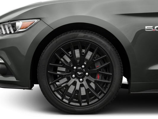 2015 Mustang Wheels >> Used Ford 2015 Mustang Gt 50 Years Limited Edition For Sale Near