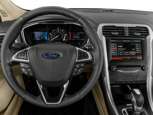 2016 Ford Fusion Energi Se Luxury In Silver Spring Md Koons Mazda