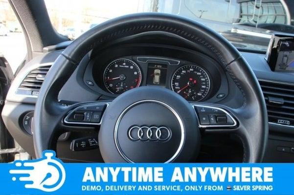Used Audi 2017 Q3 Premium Plus For Sale Near Baltimore, DC