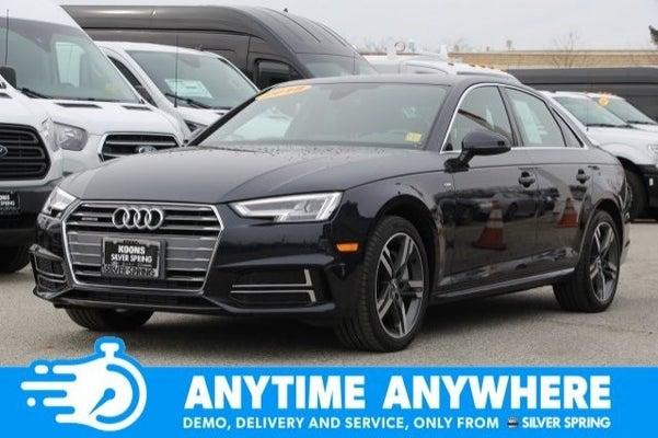 Used Audi 2018 A4 Premium Plus For Sale Near Baltimore, DC