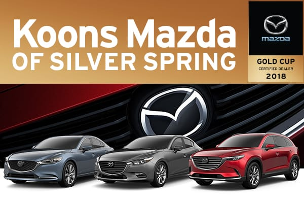 Mazda Dealership Md >> Gold Cup Award